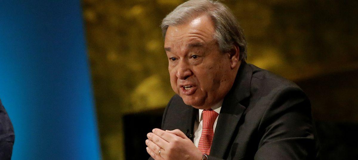 Cross-border firing: UN secretary-general offers to mediate if India, Pakistan agree