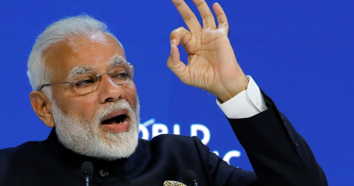 Modi in Davos: Rahul Gandhi asks PM to talk about inequality while BJP calls it a statesman's speech