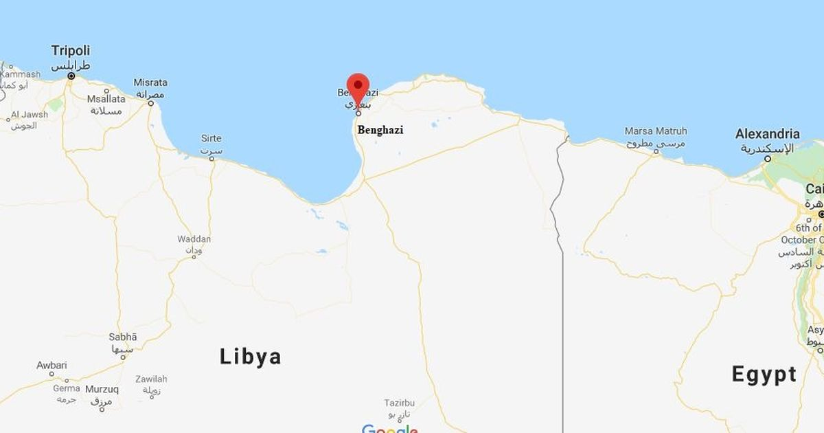 Libya: At least 30 people killed in two car explosions near mosque in Benghazi