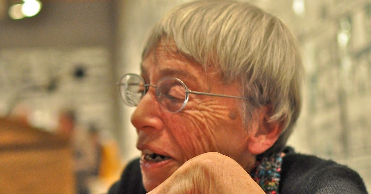 Ursula K Le Guin's searing speech from 34 years ago shows the feminist in the iconic sci-fi writer