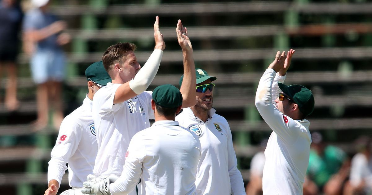 Third Test, day one, as it happened: Bhuvi removes Markram after India's 187 all out