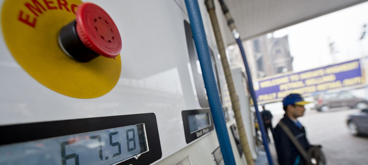 Fuel prices continue to surge across India