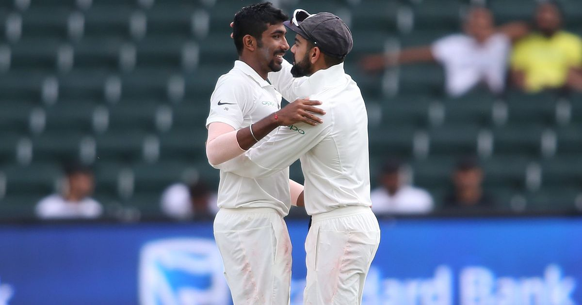 Bumrah bags five as India overcome frustrating start to finish day two ahead by 42 runs
