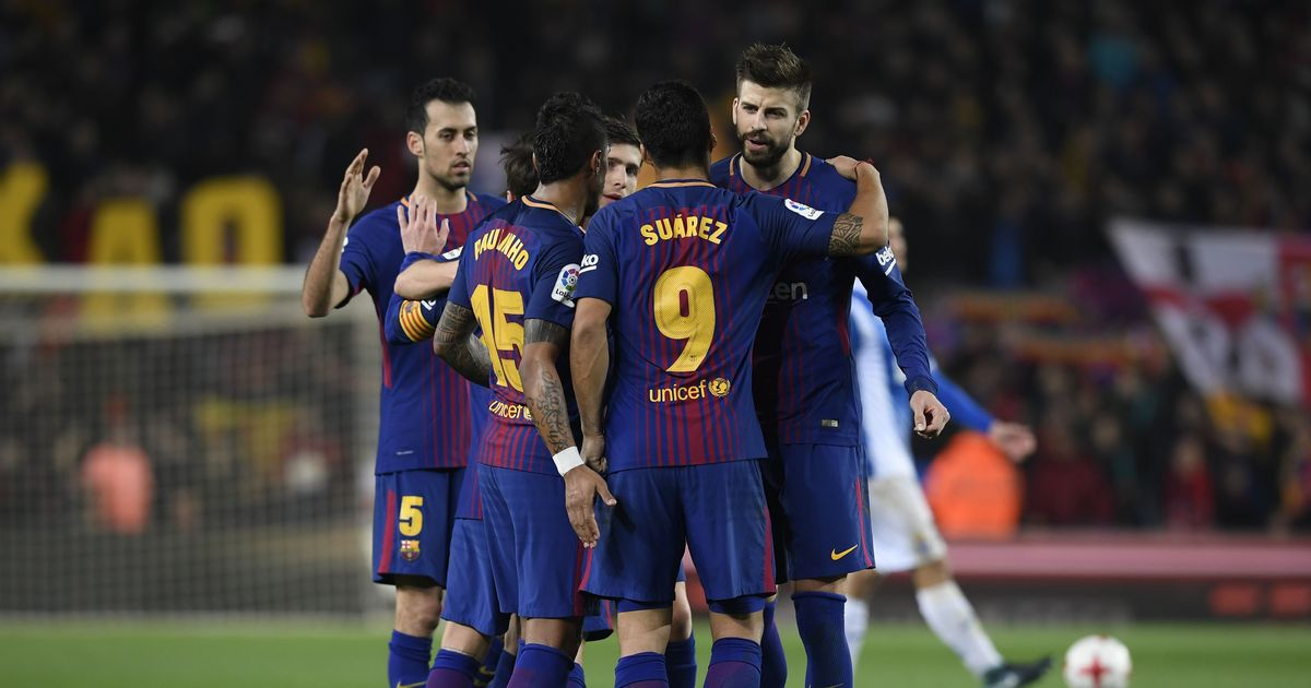 Coutinho makes winning debut as Barcelona book Copa del Rey semis spot