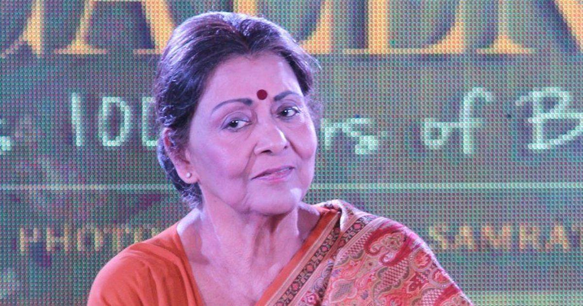 Veteran Bengali actor Supriya Devi dies at 83