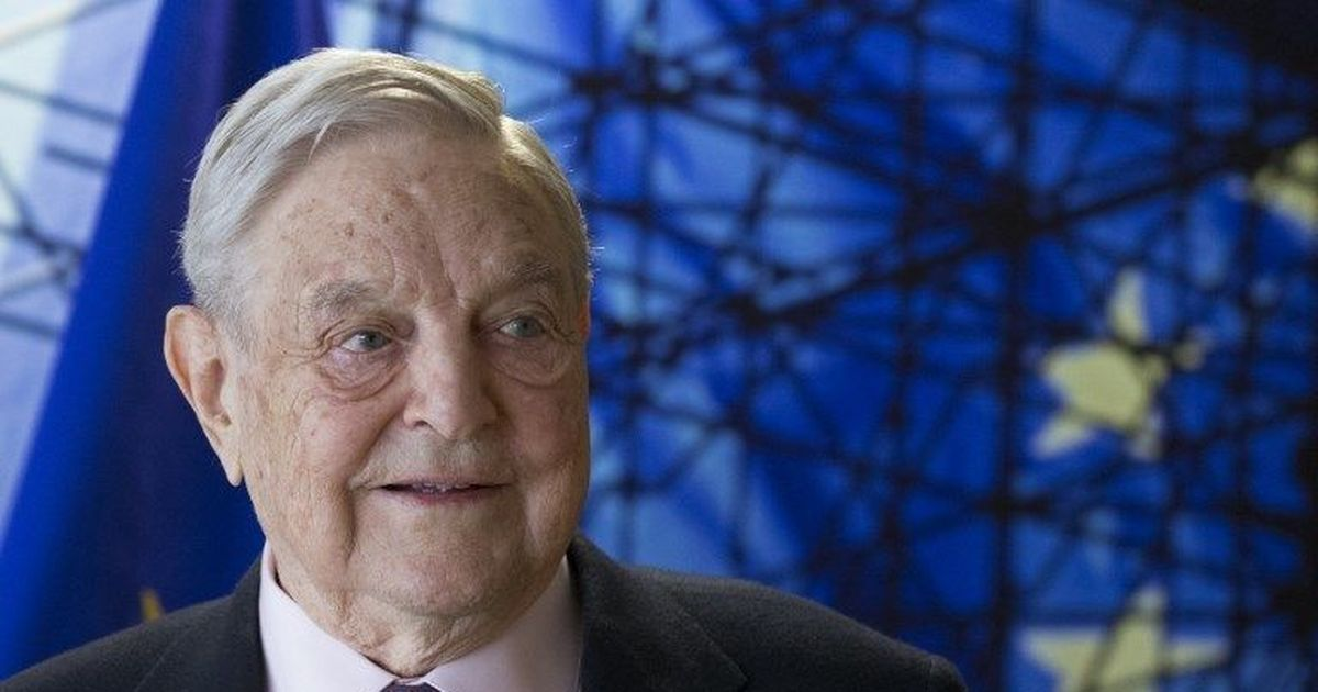 Facebook, Google hinder innovation, says investor George Soros at Davos
