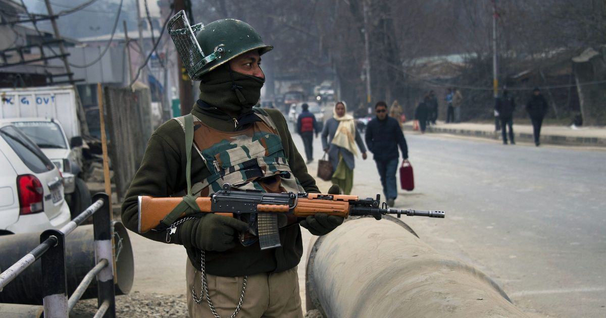 J&K: Police detain Pune woman who was allegedly plotting a suicide attack on Republic Day