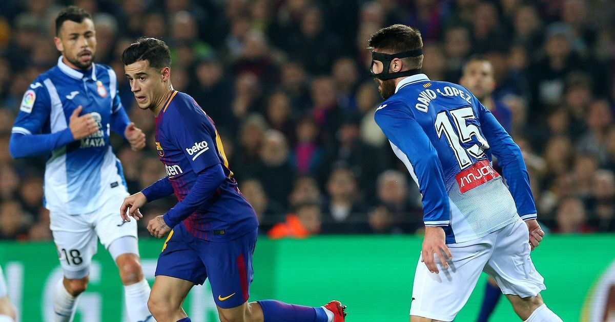 'It's one I'll never forget': Philippe Coutinho on Barcelona debut