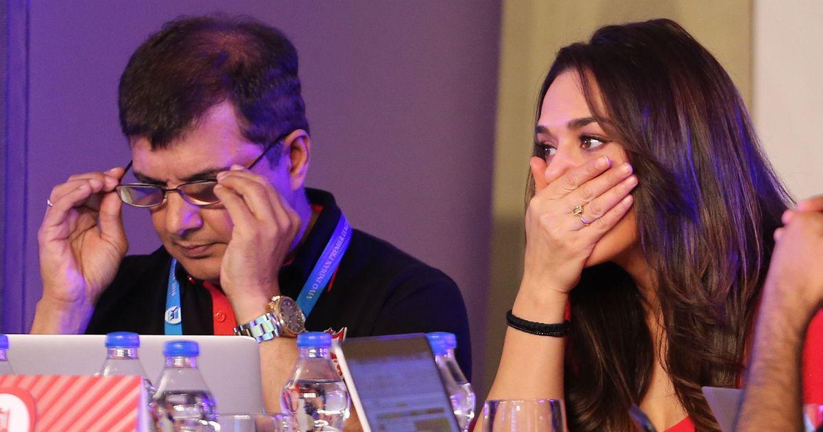 IPL Auction: Preity Zinta's manic bidding has Twitter in splits