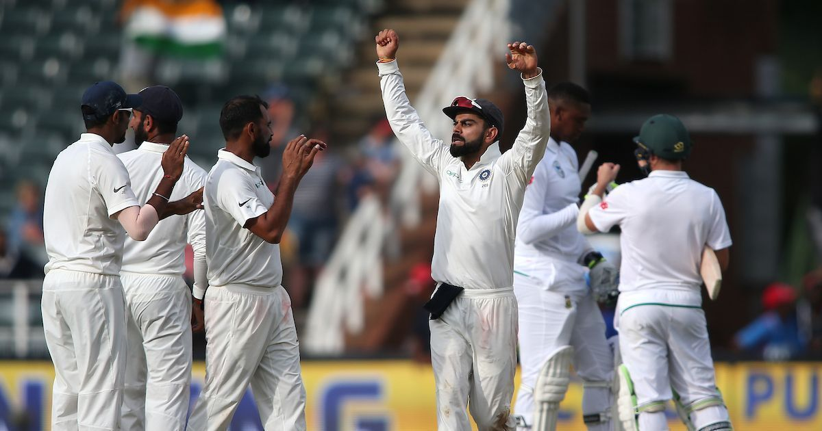 Third Test, day 4, as it happened: Brilliant Shami takes India to a famous victory