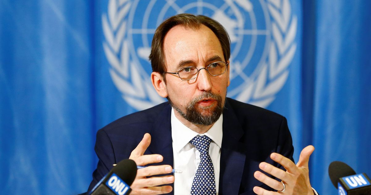 Trump's call to leaders to put their countries first will take world to 1913, says UN rights chief