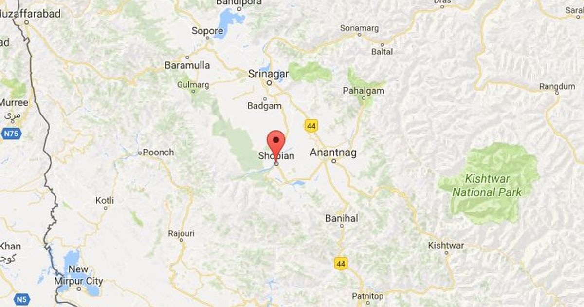 Two civilians killed in clash with security forces in Shopian, Army says personnel acted in defence