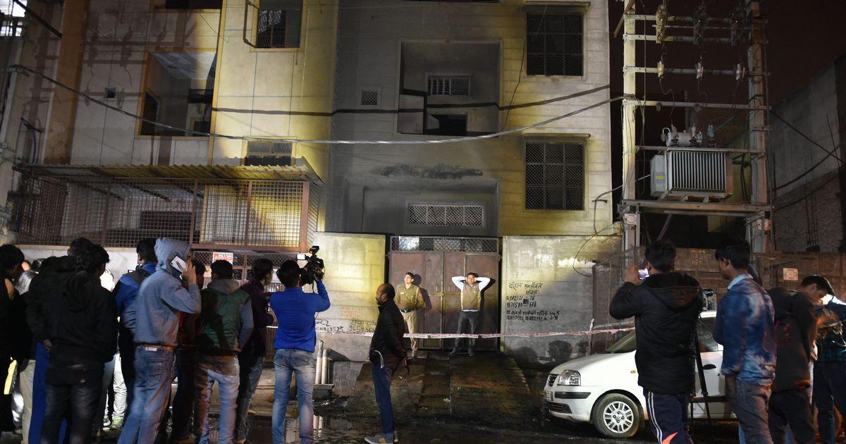 Delhi Police arrest co-accused in Bawana fire case