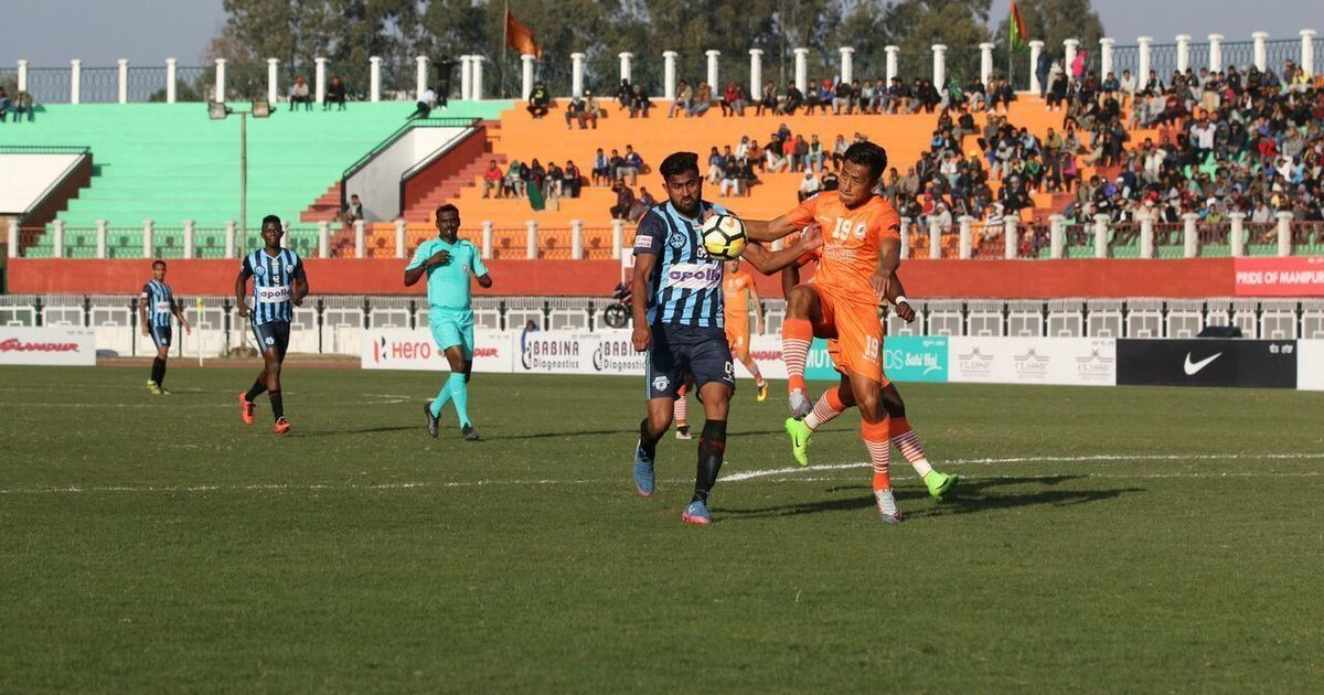 Minerva overcome Neroca in top of the table clash, Prabsukhan Gill helps Arrows earn a point