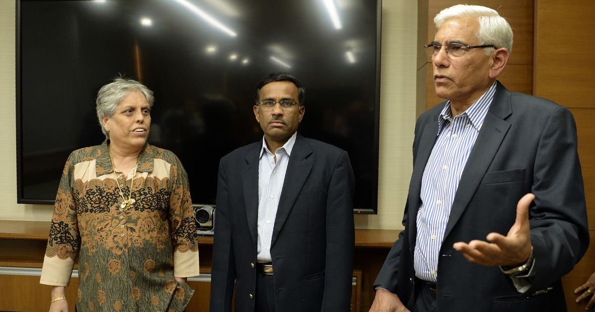 We all know what ails BCCI but cleansing is a gradual process, says COA chairman Vinod Rai