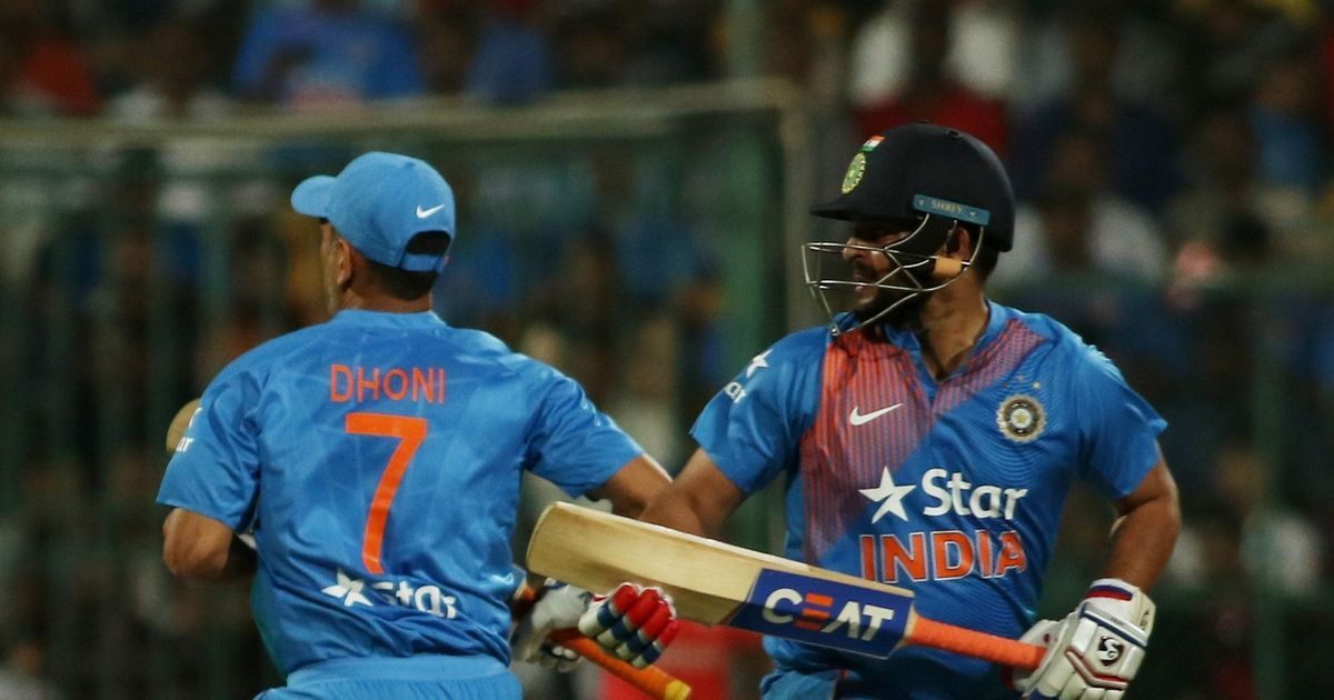 Suresh Raina returns to India T20I squad for South Africa series, Shreyas Iyer dropped