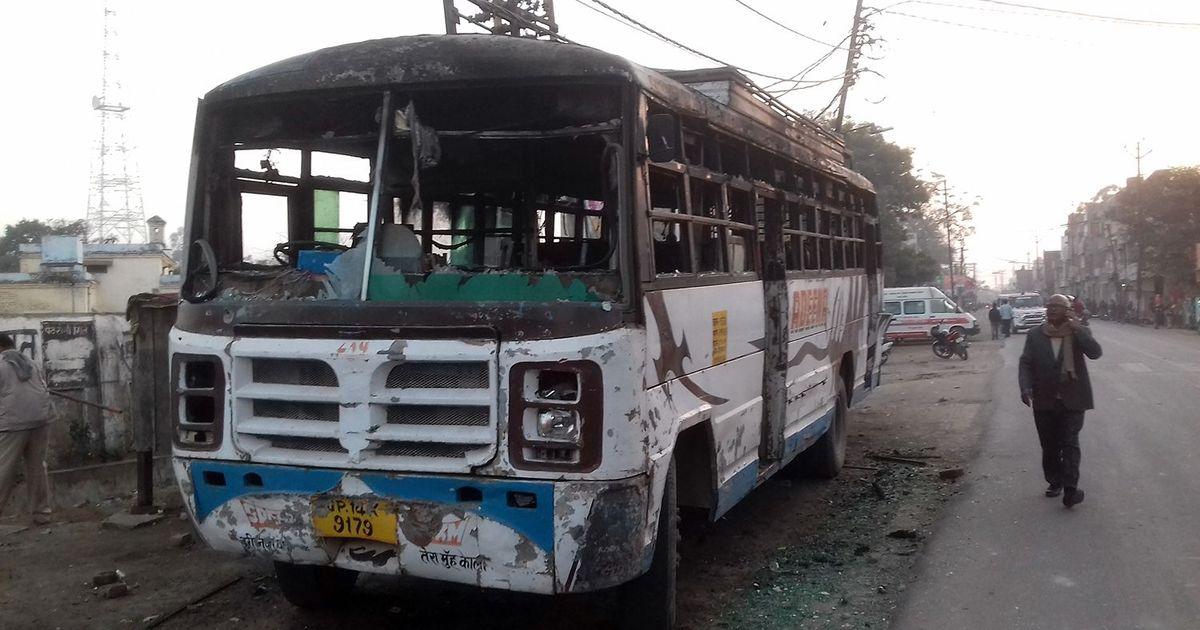 Ground report: Despite peace meet in riot-hit Kasganj, Muslim residents say they feel like targets