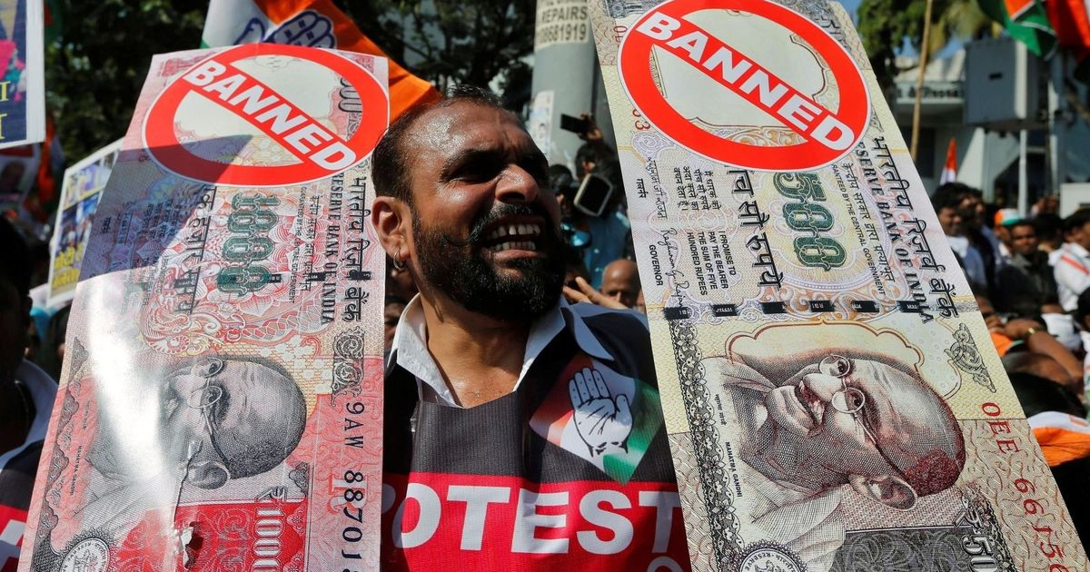 Economic Survey: Note ban added only a few new taxpayers and will barely increase revenues