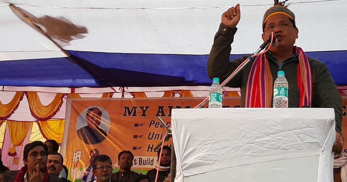 As Meghalaya heads closer to polls, a homegrown party seems to have advantage over Congress, BJP