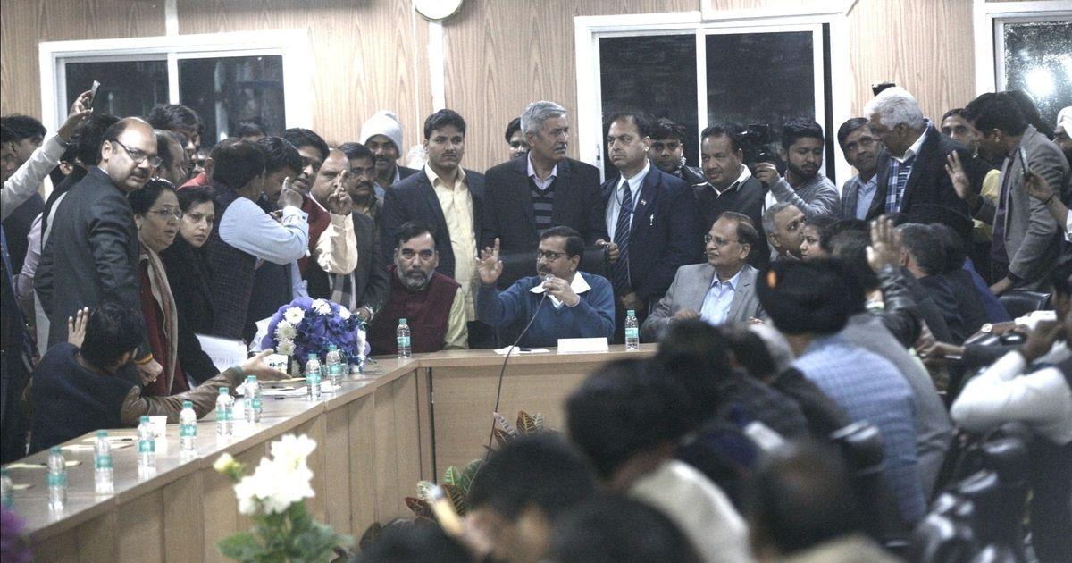 Delhi market sealing drive: AAP, BJP talks fail, CM Arvind Kejriwal to move Supreme Court