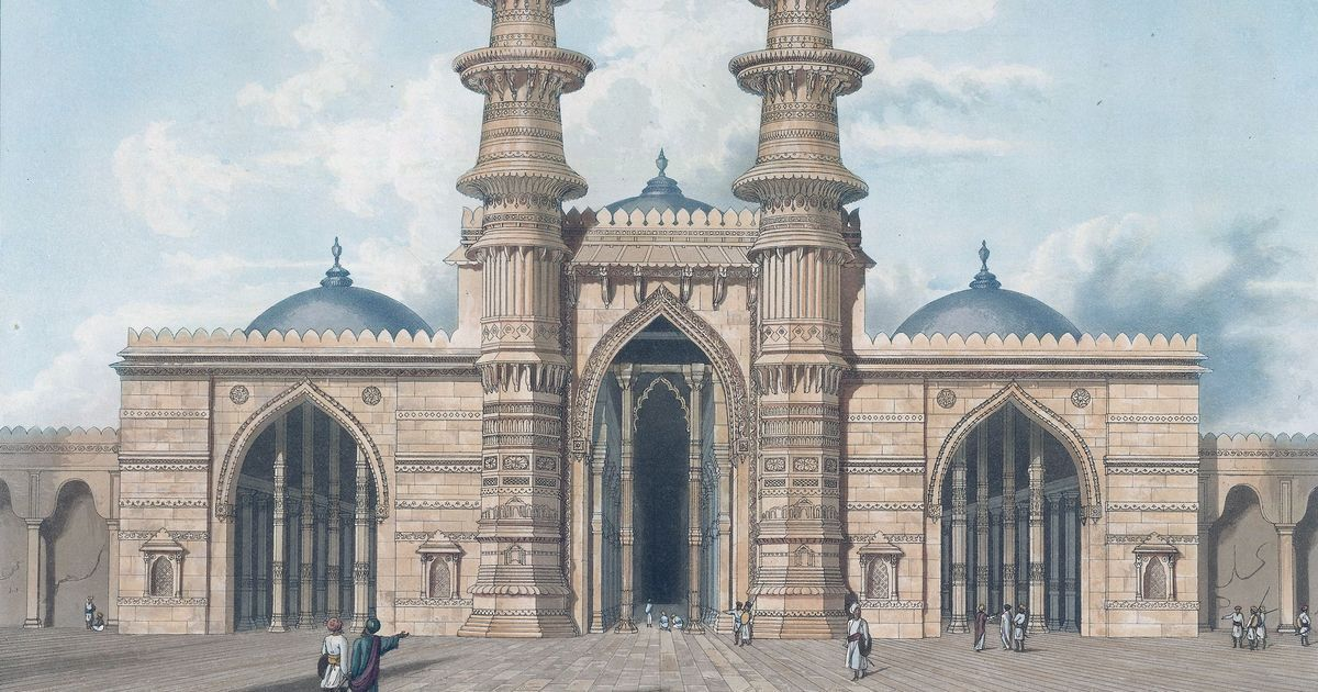 Robert Melville: The artist, Indophile and imperialist who founded Grindlays Bank