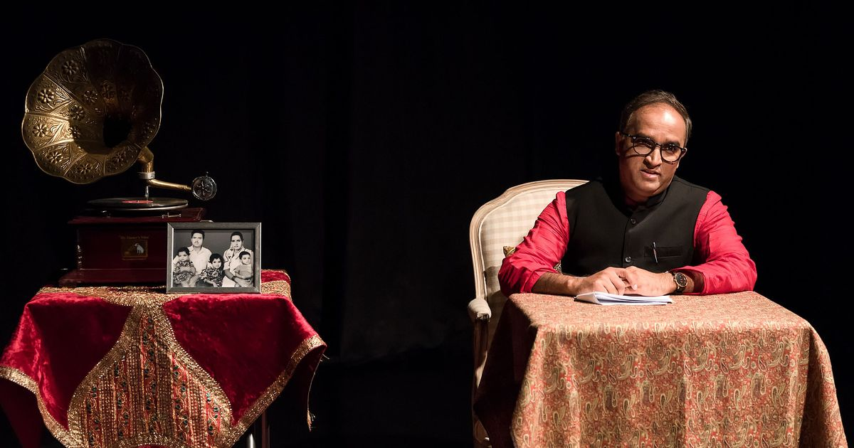 Love, humour and cross-border chaos: The complexity of an Indian-Pakistani marriage inspires a play