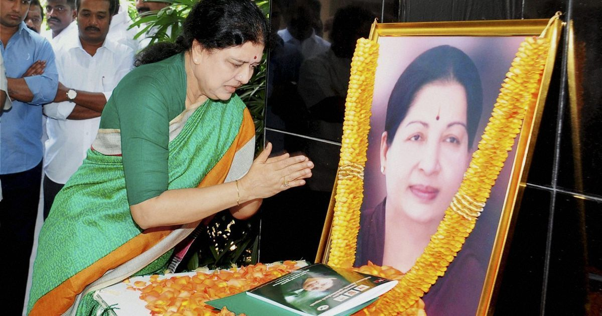 Jayalalithaa death probe: Panel agrees to disclose details of people who testified against Sasikala