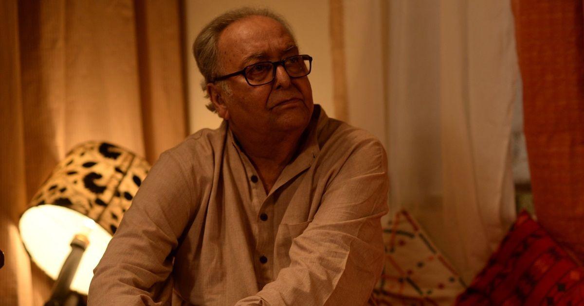 Veteran Bengali actor Soumitra Chatterjee gets highest French civilian award