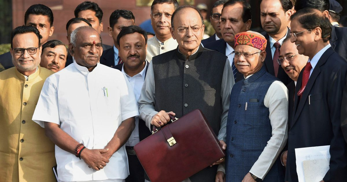 Budget 2018: Arun Jaitley pegs fiscal deficit at 3.3% of GDP, after breaching 2017-'18 target