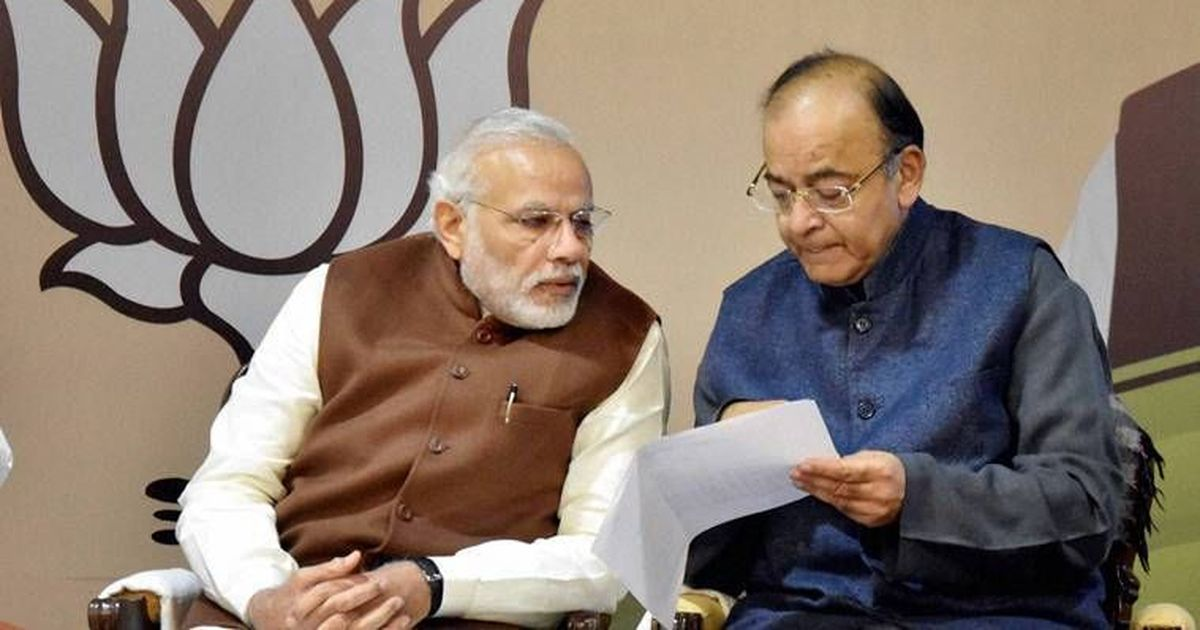 MSPs, ModiCare and Hinglish: Jaitley's Budget speech tries to shore up Modi's rural credentials