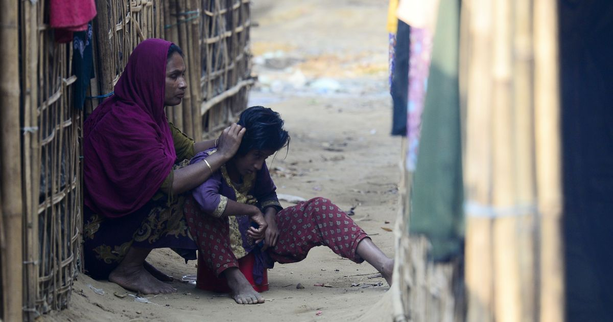 UN special envoy to Myanmar says military operations against Rohingya 'bear hallmarks of a genocide'