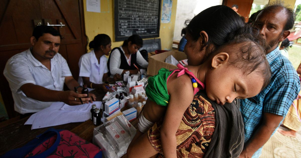 With all its weight behind Modicare, Budget 2018 offers little for public health system