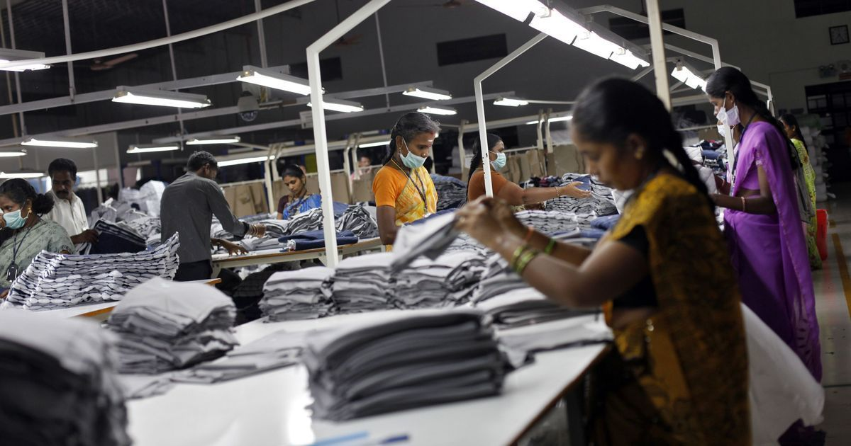 In India's textile industry, labour unions are facing employers' wrath for demanding their rights