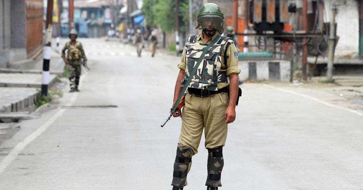 Clashes in South Kashmir's Shopian after police detain separatist leader Yasin Malik