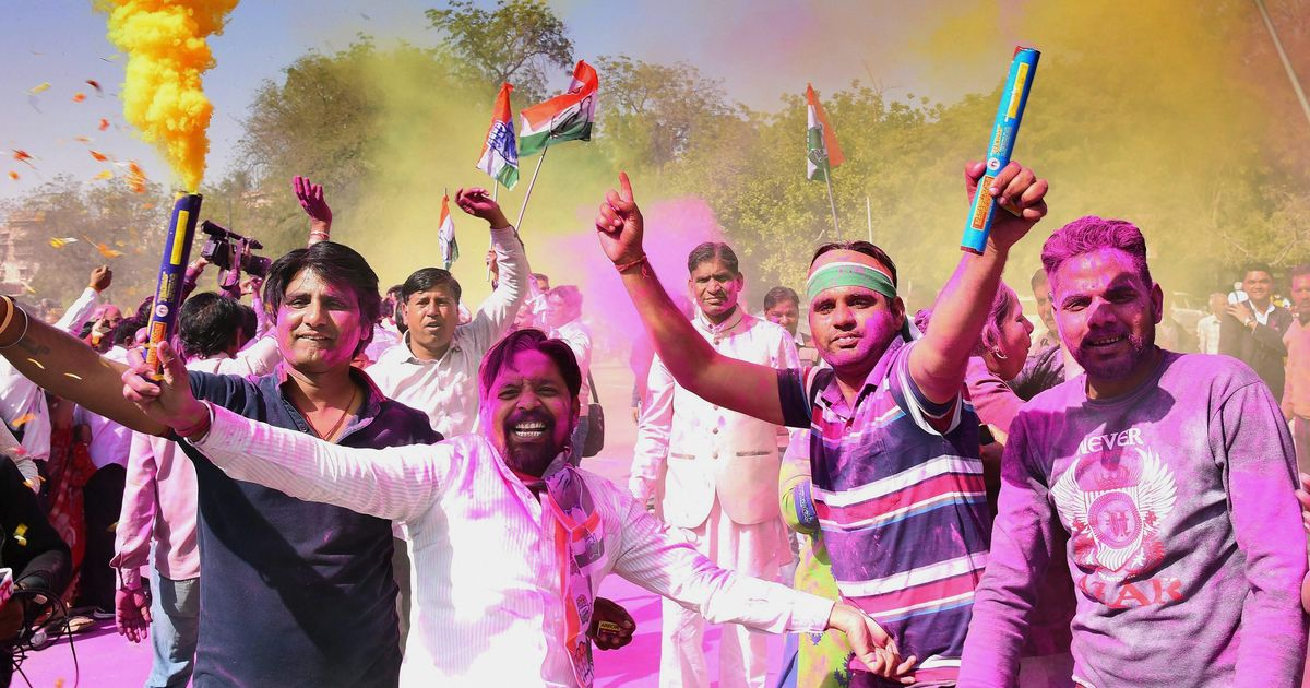 Congress victory in Rajasthan bye-polls could reshape electoral alliances ahead of 2019