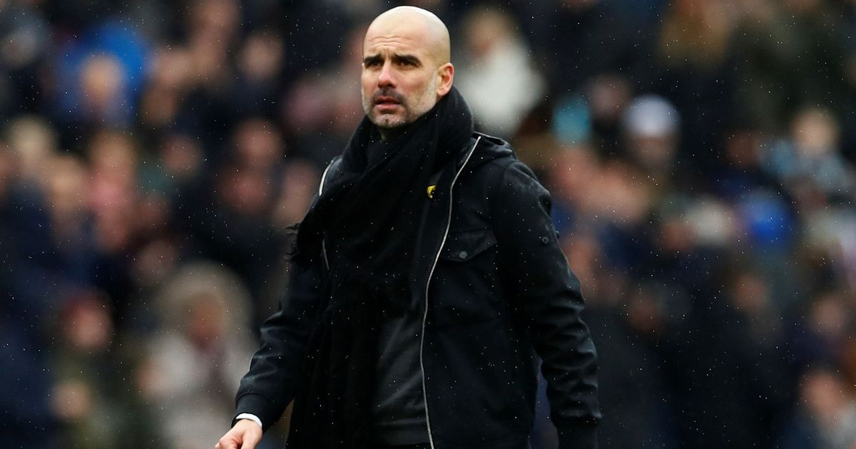 'We didn't have any players': Guardiola defends decision to name only six substitutes