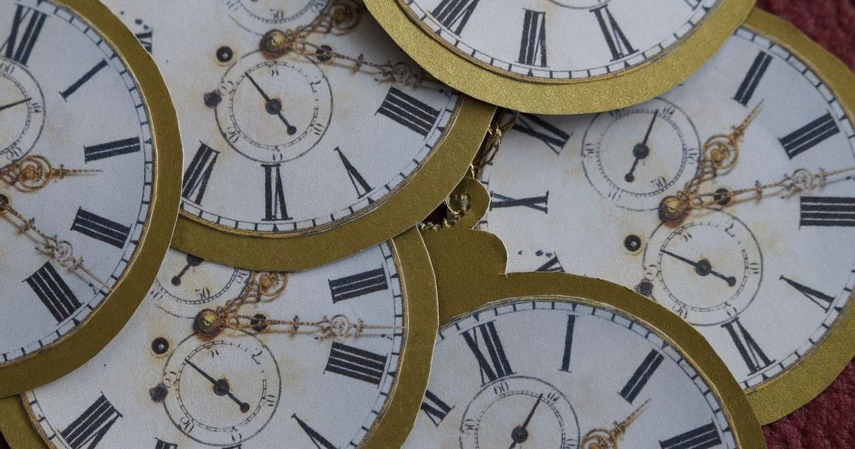 You thought quantum mechanics was confusing? Check out entangled time