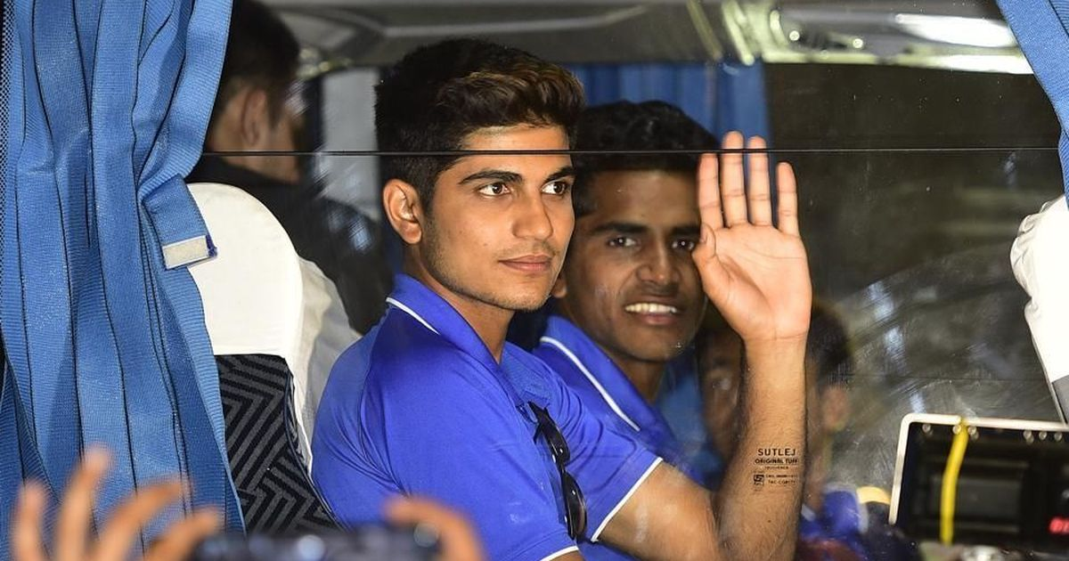 How Yuvraj Singh's inputs gave Shubman Gill the impetus to aim big at the U-19 World Cup