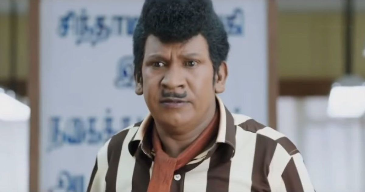 Why every day in Tamil Nadu is a Vadivelu day