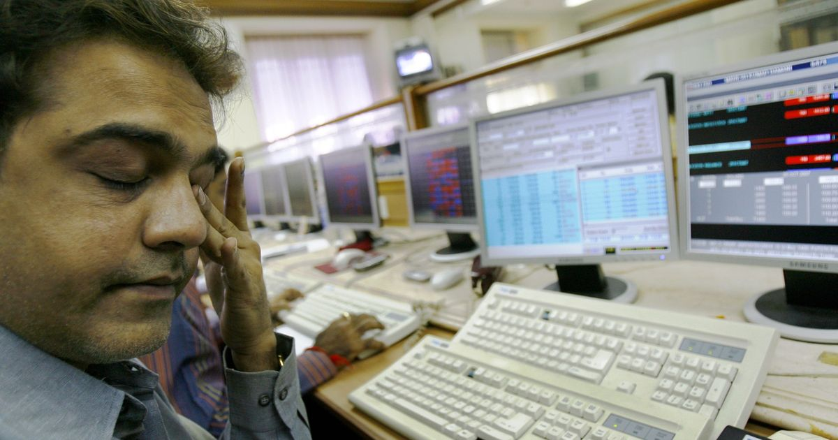 Sensex ends 561 points down, Nifty below 10,500 on cues from Wall Street's record losses