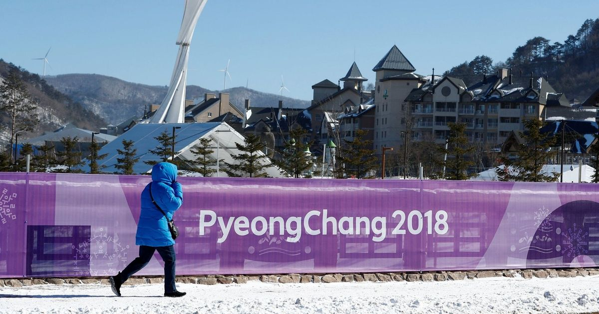 1,200 security guards withdrawn from Pyeongchang Winter Olympics after norovirus outbreak