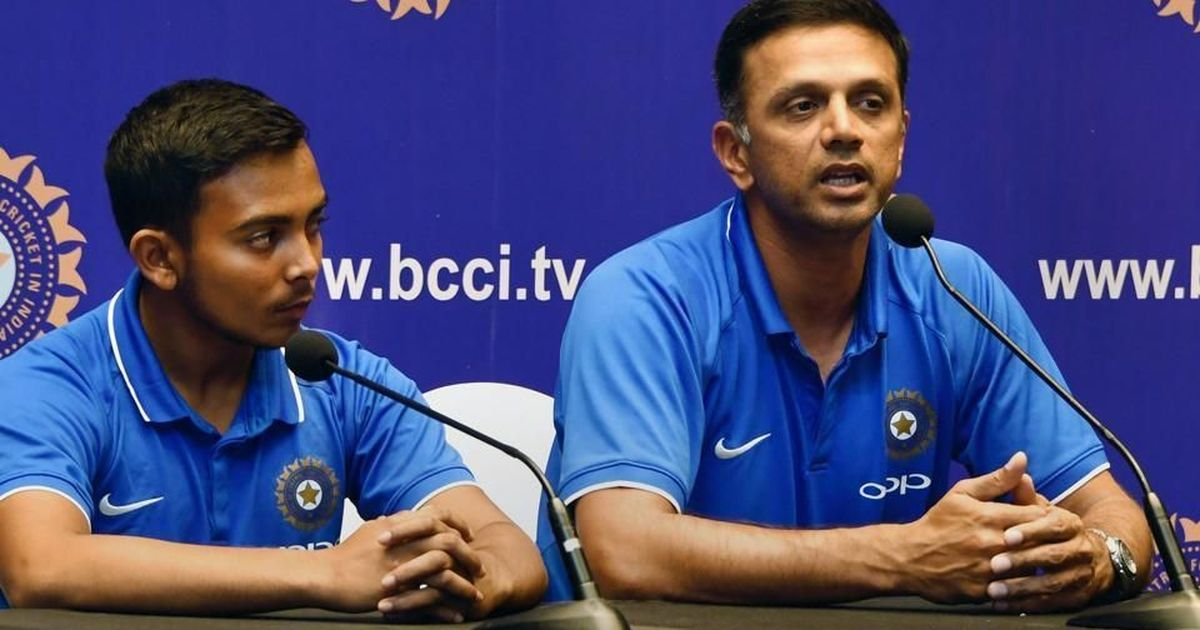 Paid more than the team and support staff, Dravid questions disparity in prize money: Report