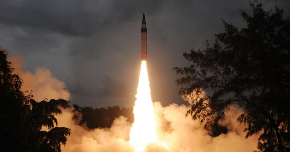 India test-fires nuclear-capable Agni-I missile off Odisha coast