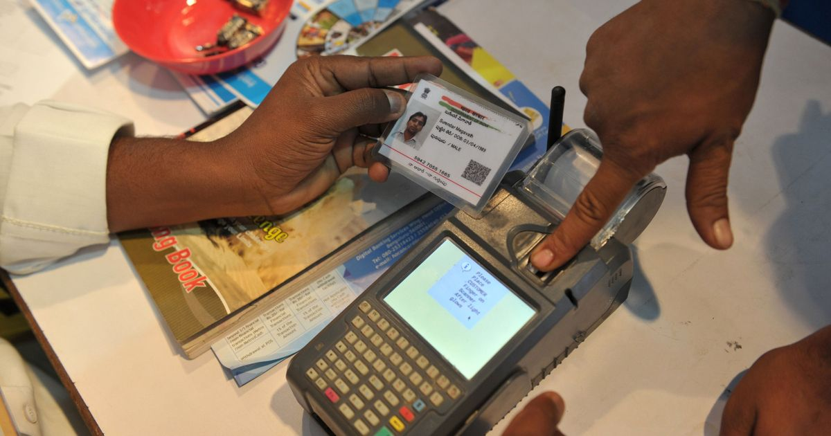'No concept of smart Aadhaar': UIDAI chief warns against printing card on plastic sheets