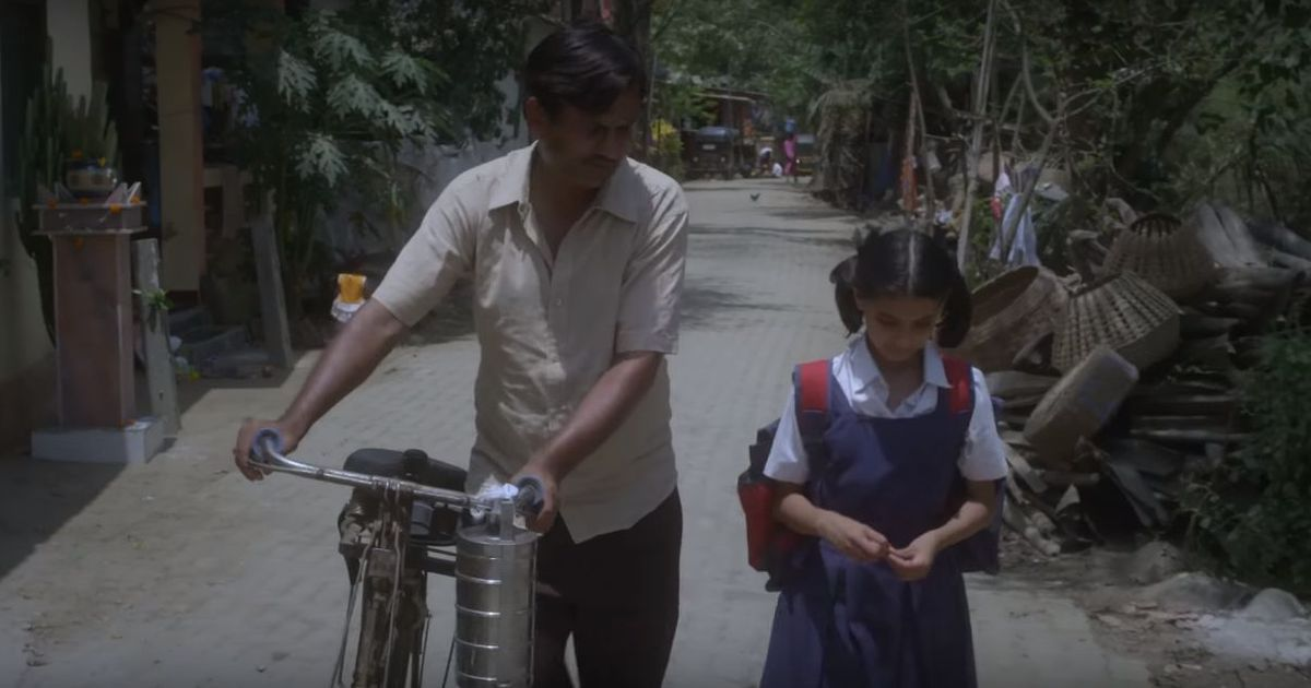 Watch: In short film 'Arre Baba', a widower and his daughter discuss that time of the month