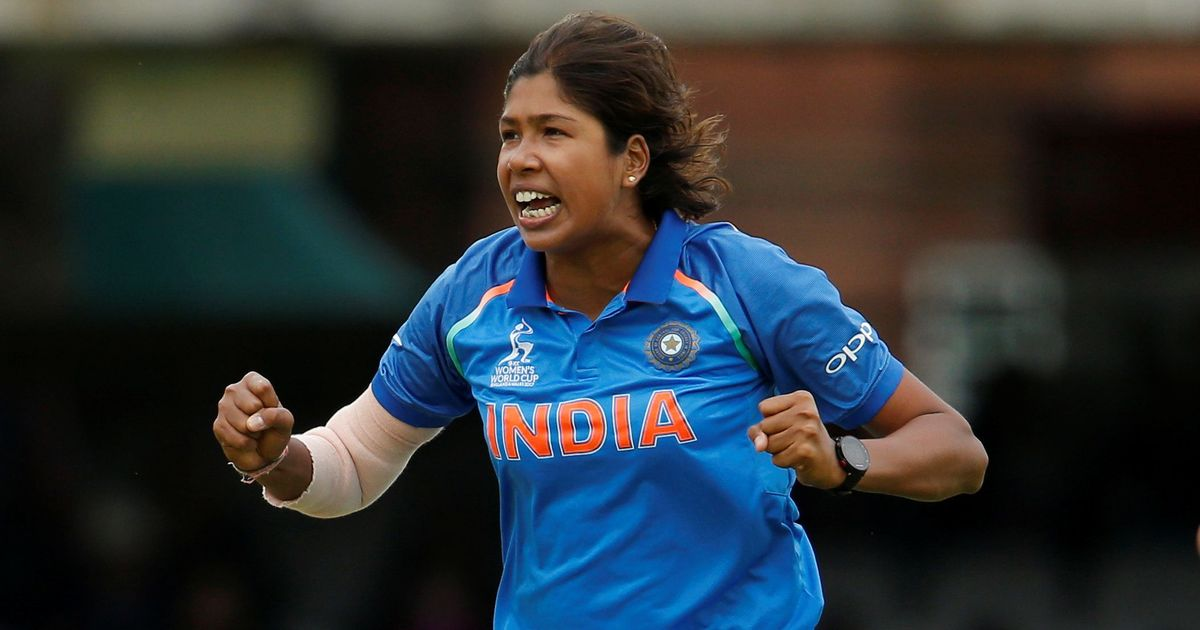 Making history: India's Jhulan Goswami becomes first woman cricketer to take 200 wickets