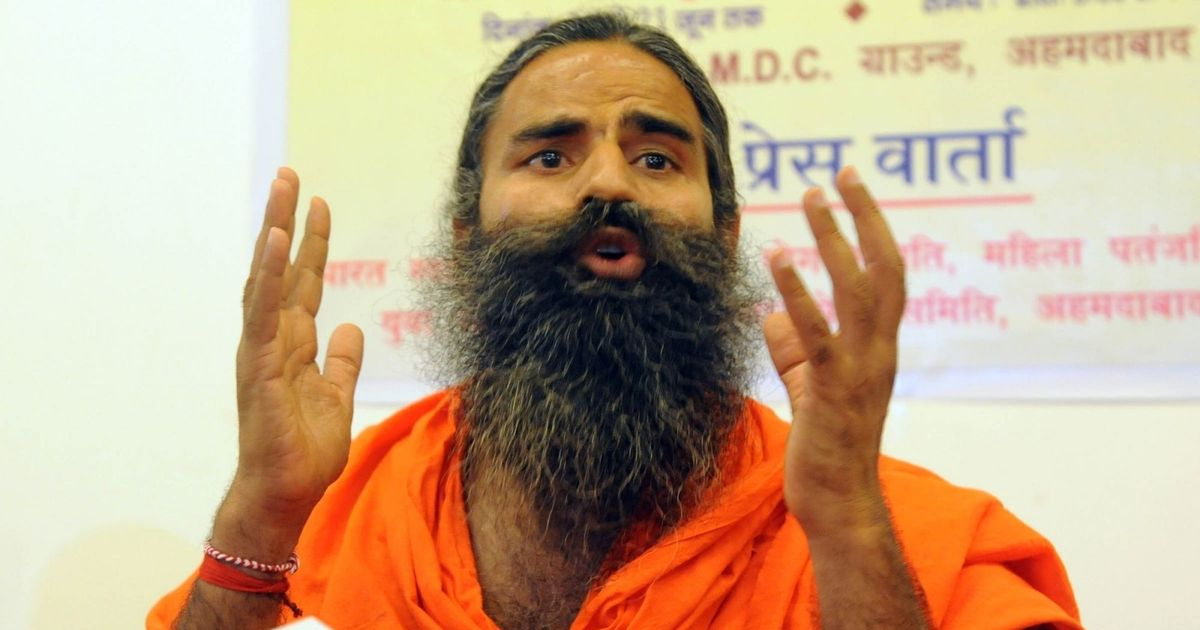 Iit Madras Cancer Event Baba Ramdev Backs Out After Us Sponsor Md Anderson Cancer Centre Pulled Out