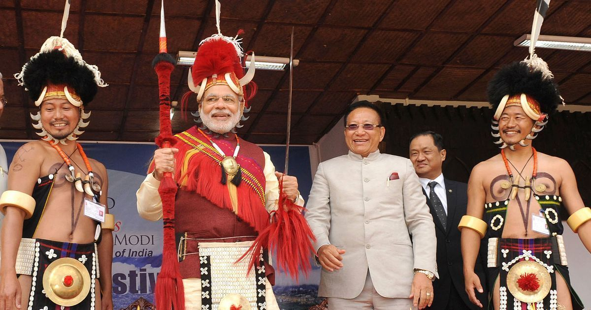 In Nagaland, where leaders matter more than party, BJP is gathering political heavyweights