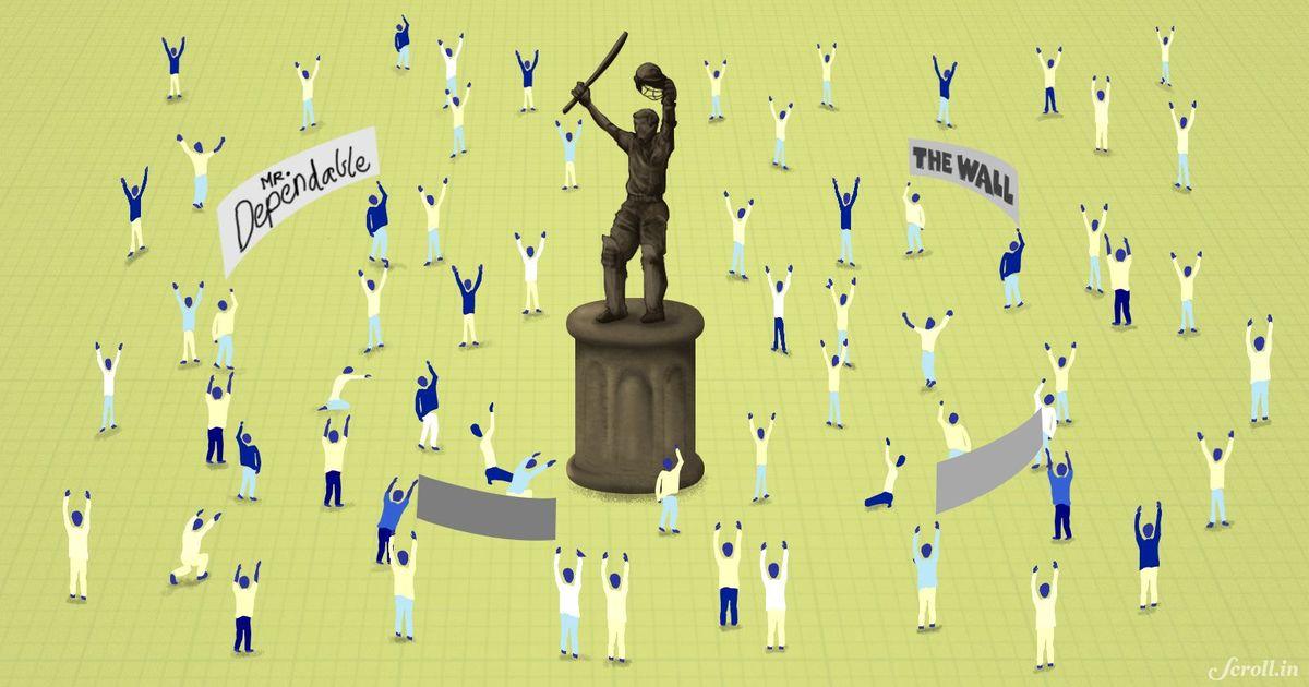 The growing legacy of Rahul Sharad Dravid