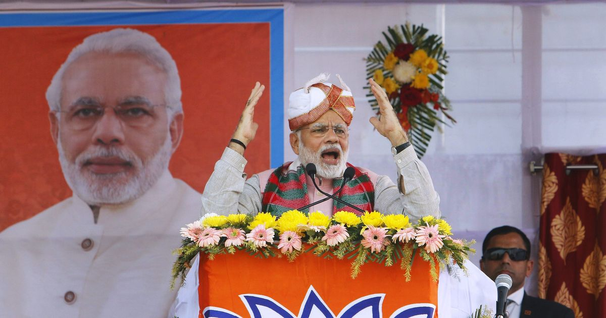 The big news: Narendra Modi in Tripura takes on Manik Sarkar government, and nine other top stories